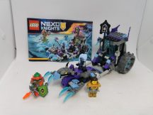 LEGO Nexo Knights - Ruina Lock & Rollere (70349) (katalógussal)