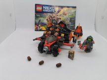 LEGO Nexo Knights - Moltor lávazúzója (70313) (katalógussal)