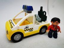 Lego Duplo Reptéri Autó Figurával 7840-es szettből