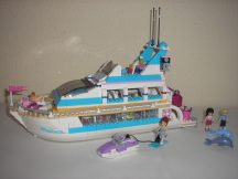 Lego Friends - Delfin cirkáló 41015 (Doboz+katalógus) 2.