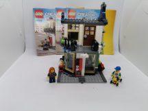 Lego Creator - Játék és Élelmiszerbolt 31036 (katalógussal)