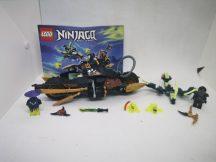 LEGO Ninjago - Romboló motor (70733) (katalógussal)