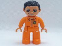 Lego Duplo ember - fiú kukás
