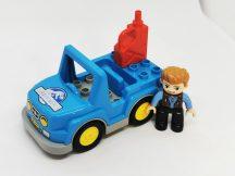 Lego Duplo Autó (kék) figurával (jurassic world)
