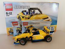 Lego Creator - Vagány járgány 5767 (doboz+katalógus)