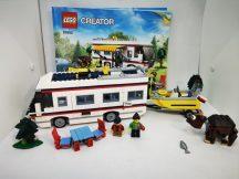 LEGO Creator - Hétvégi kiruccanás (31052) (katalógussal) ! (kicsi eltérés)