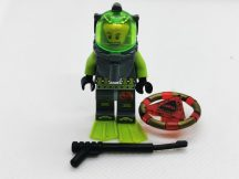 Lego Atlantis figura - Bobby, Búvár (atl002)