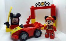 Lego Duplo Mickey versenyautója 10843