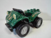 Lego Duplo autó (zöld)
