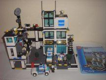 Lego City - Rendőrség, Rendőrkapitányság 7744