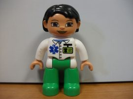 Lego Duplo ember - orvos