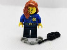 Lego City Figura - Rendőr (cty0485)