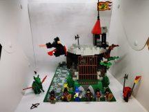 Lego System - Vár - Fire Breathing Fortress 6082 (alaplap kicsit más)