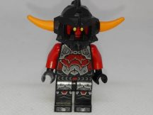 Lego Nexo Knights figura - Ash Attacker (nex005)