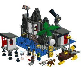 Lego System - Magic Mountain Time Lab 6494
