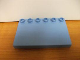 Lego Duplo Tető v. kék (lapos)