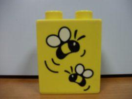 Lego Duplo képeskocka - méhecske