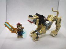 Lego Chima - Legendás Vad Oroszlán 70123