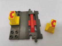Lego Duplo váltó + ajándék nyíl (barnás szürke)