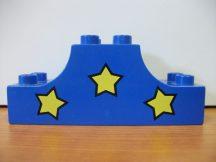 Lego Duplo képeskocka - csillag (kicsi karc)