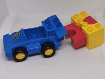 Lego Duplo versenyautó + kilövő