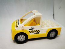 Lego Duplo reptéri autó 7840 készletből