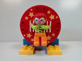 Lego Duplo Cirkuszi forgó elem