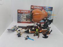 LEGO Ninjago - Léghajó támadás (70603) (katalógussal)