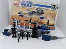 Lego Star Wars - Assasin Droids csatasor 8015 (katalógussal, Katalógus hátul szakadt)