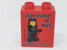 Lego Duplo Képeskocka - ninjago RITKASÁG
