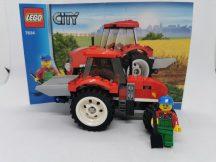 Lego City - Traktor 7634 (katalógussal)
