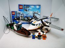 Lego City - A parti őrség repülőgépe 60015 (katalógussal)