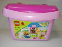 Lego Duplo - Rózsaszín elemtartó doboz 4623 Nyuszi!