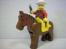 Lego Western figura - Cowboy lóval (ww012)