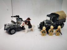 Lego Indiana Jones - Race for the Stolen Treasure 7622