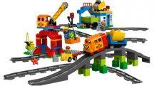 Lego Duplo Luxus Vonatszerelvény 10508 (katalógussal)