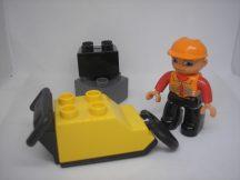 Lego Duplo útkarbantartó munkás 4661