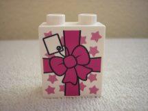 Lego Duplo képeskocka - ajándék (karcos)