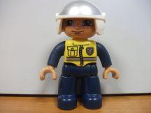 Lego Duplo ember - pilóta, rendőr