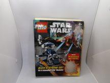 Lego Star Wars könyv (csak a könyv, lego nélkül) (német)