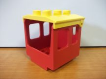 Lego Duplo Vonat fülke, elem