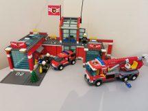 LEGO City - Tűzoltóállomás 7945 (katalógussal)