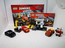 LEGO Juniors - Füsti műhelye 10743 (doboz+katalógus)