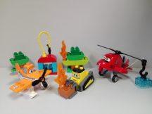 Lego Duplo Repcsik - Tűzoltó és Mentőcsapat 10538