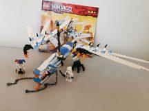 Lego Ninjago - Jégsárkány támadás 2260 (Dobozzal, katalógussal)