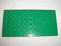 Lego Duplo alaplap 6*12  s.zöld