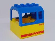 Lego Duplo vonat elem, fülke
