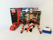 Lego Verdák - World Grand Prix versenyzés 8423 (katalógussal)