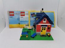 Lego Ceator - Kis nyaraló 31009 (katalógussal)