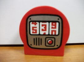 Lego Duplo képeskocka - számláló